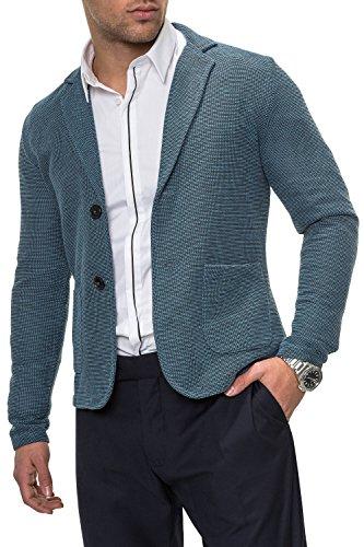 Selected Herren Sakko Anzugjacke Blazer Copen Blue