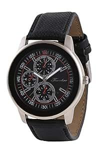 Timebre Men's Black Casual Analog Watch-10