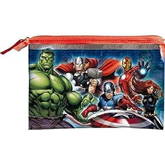 Estuche portatodo transparente de Avengers