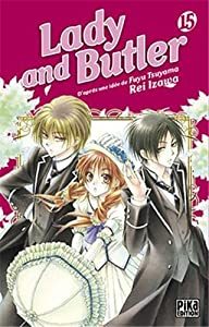 Lady and Butler Edition simple Tome 15