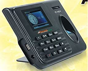 Realtime Eco S C101 Biometric Attendance Machine with USB Excel Export