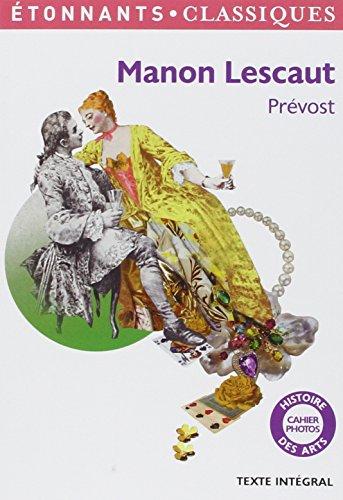 Manon Lescaut par Abbé Prévost