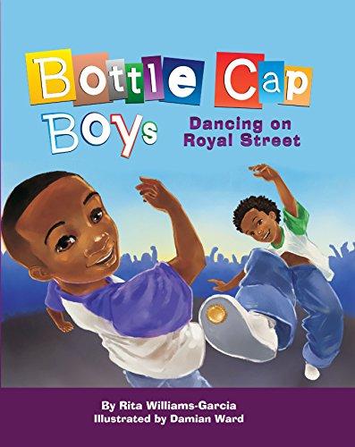 Bottle Cap Boys On Royal Street (Easy Street Rita)