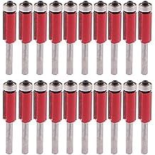 Carpintero 1 4 x 1,27 cm/descarga pedacitos cojinete del extremo ruteadora 20 piezas