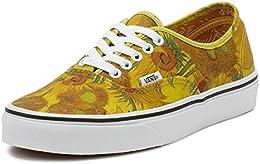 Vans Authentic amarillo