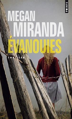 Evanouies par Megan Miranda