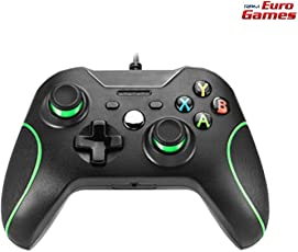 RPM - Euro Games Xbox One Controller. Also works on PC in Windows 7 or above Gamepad Remote Joystick Controllers.