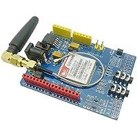 Aihasd SIM900 GSM GPRS GPS Modulo Quad-Band Development Shield Board
