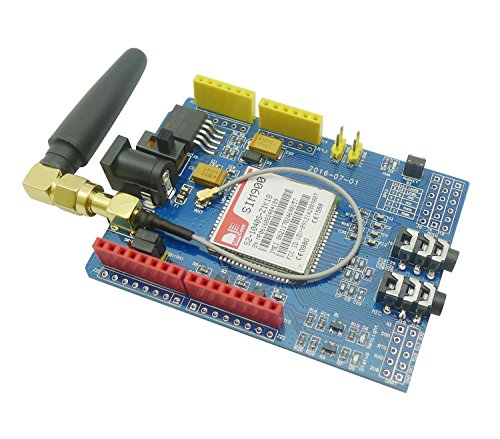 51n2ZBXwuZL - Aihasd SIM900 GSM GPRS Module Quad-Band Development Board Wireless Data for Arduino Raspberry Pi