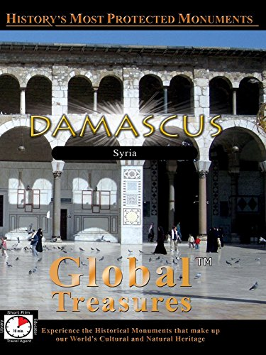 Global Treasures - Damascus, Syria [OV] (Statue Monarch)