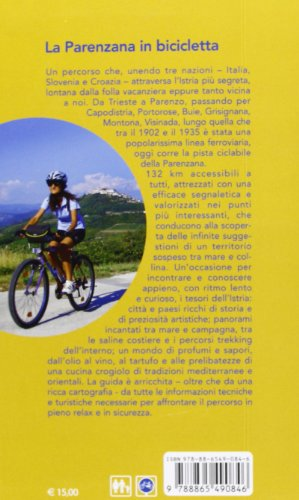Zoom IMG-1 la parenzana in bicicletta da