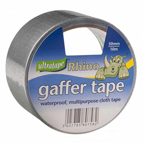 rhino-multiuso-50-mm-x-50-m-nastro-telato-argentoadatto-per-interni-e-esterni-uso-per-metallo-legno-