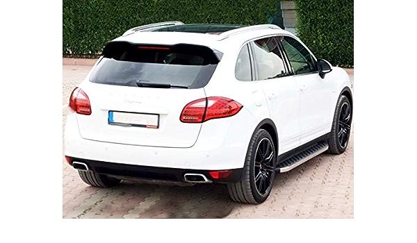 Trittbretter Passend Für Porsche Cayenne 92a Ab Baujahr 2010 Model Hitit In Chrom Mit TÜv Und Abe Auto