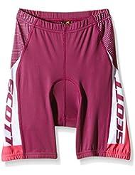 Scott - Pantalón corto para niña, talla 14 años (162 cm), color morado