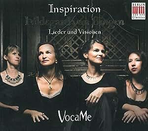 Inspiraton-Lieder und Visionen