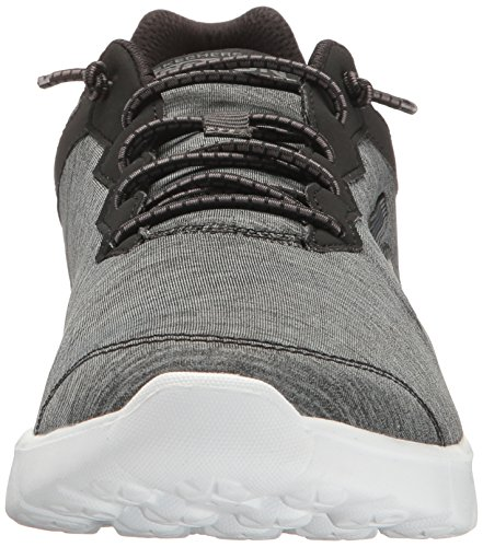 Skechers Performance Damen Go Run 400-rapidamente Outdoor Fitnessschuhe Schwarz (nero Bianco)