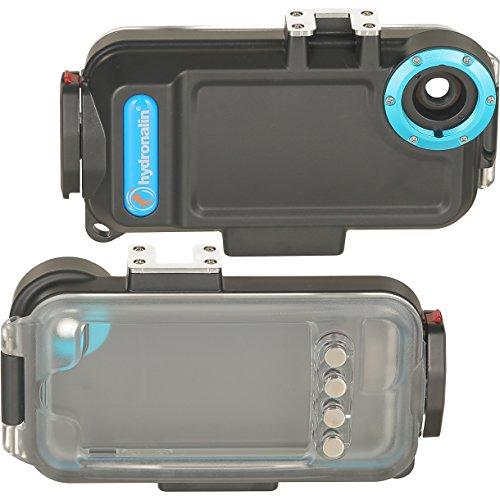 Unterwasserkamera IPhone SE, 5 & 5s Unterwassergehäuse Plus Unterwasser Rotfilter 40 Meter Wasserdicht Schutzhülle Wasserdichtes Tauchen Hydronalin 1 Stück