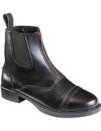 """Boots EQUI-THÈME """"Zip"""" synthétique"""