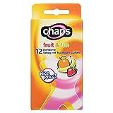 Chaps fruit & fun Kondome, 12 Stück