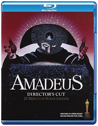 Amadeus(director's cut) [Blu-ray] [IT Import]