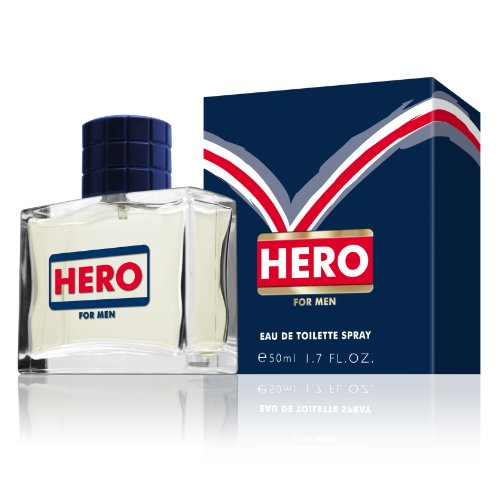 Mayfair Hero, Eau de Toilette spray da uomo, 50 ml