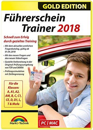 Führerschein Trainer 2018 - original amtlicher Fragebogen