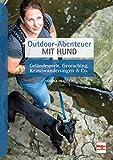 Outdoor-Abenteuer mit Hund: Geländespiele, Geocaching, Krimiwanderungen & Co -