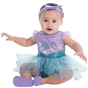 Amscan DCAR-BYS03 - Disfraz de bebé (3 a 6 meses)