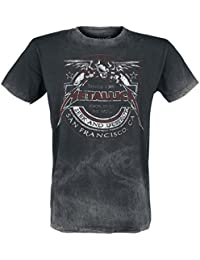 Metallica Seek And Destroy T-shirt noir/gris
