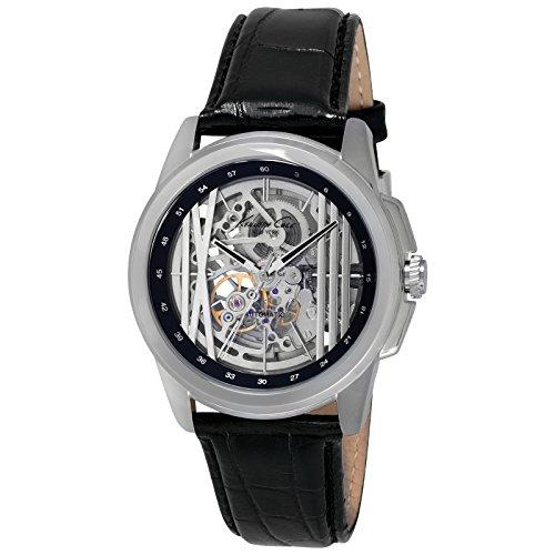 automatic-kenneth-cole-da-uomo-orologio-argento-kc8100