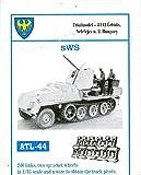 Friulmodel Atl44 1/35 Metal Track W/Driv...