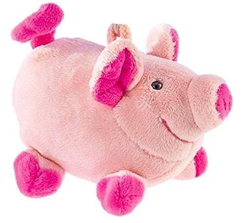 Anhänger Schwein Plüschanhänger Handyanhänger Schaffer