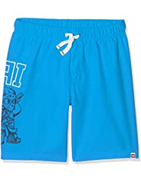 Lego Wear Lego Boy Ninjago Pilou 422-Swim, Short Garçon