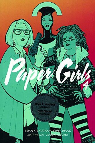 Paper Girls, Volume 4 por Brian K Vaughan