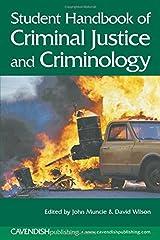 Student Handbook of Criminal Justice and Criminology Paperback