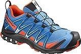 Salomon Xa Pro 3D GTX, Herren Trekking & Wanderhalbschuhe, Blau (Indigo Bunting), 49 1/3 EU (13.5 UK)