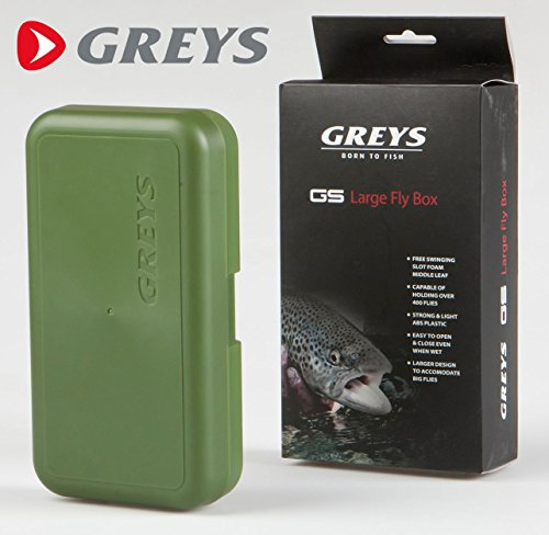 Grays GS, Schlitz Foam Fly Box -