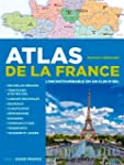 ATLAS DE LA FRANCE, L'INCONTOURNABLE...