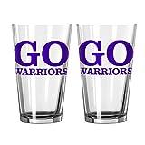 Boelter Brands NCAA Winona State Warriors Slogan Pint, 473ml, 2er Pack