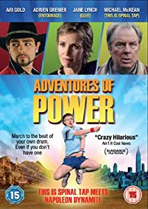 Adventures Of Power [DVD]