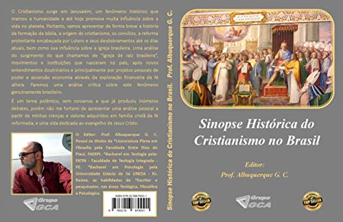 Sinopse Histórica do Cristianismo no Brasil. (Portuguese Edition)