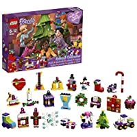 Lego Friends Calendario dell'Avvento, 41353
