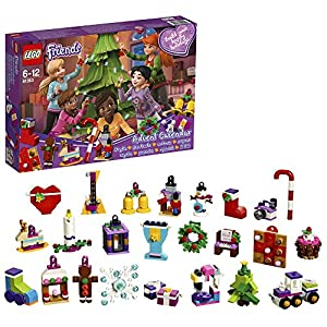 Lego Friends Calendario dell'Avvento, 41353 1 spesavip