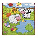 Chicco 71508 Gioco Tappeto Musicale degli Animali