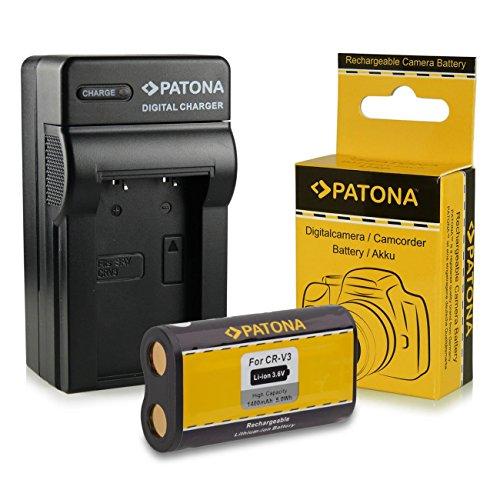 caricabatteria-batteria-cr-v3-per-kodak-easyshare-c300-c310-c315-c330-c340-c360-c433-c503-c530-c533-