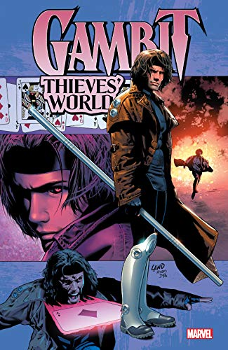 Gambit Superhelden - Gambit: Thieves' World (Gambit (2004-2005)) (English