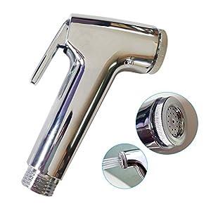 Hrph ABS de mano WC Bidé rociador de ducha de agua de la cabeza lanza de boquilla de riego