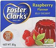 Foster Clarks Jelly Dessert Raspberry, 85 g