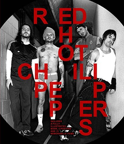 Red Hot Chili Peppers Treasures by Gaar. Gillian G (2015-10-08)