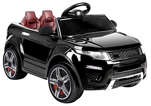 BSD Elektro Kinderauto Elektrisch Ride On Kinderfahrzeug Elektroauto Fernbedienung - HL1618 - Schwarz